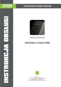 DUO II Pro