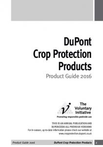 DuPont Crop Protection Products