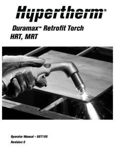 Duramax Retrofit Torch HRT, MRT