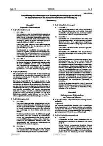 Durchführungsbestimmungen zum Bundesgleichstellungsgesetz (BGleiG) im Geschäftsbereich des Bundesministeriums der Verteidigung