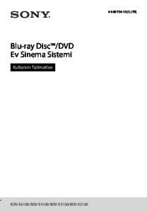 DVD Ev Sinema Sistemi