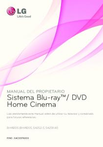 DVD Home Cinema