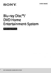 DVD Home Entertainment-System