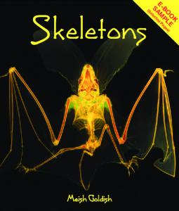 E-BOOK SAMPLE. Skeletons. (Selected Pages) Meish Goldish