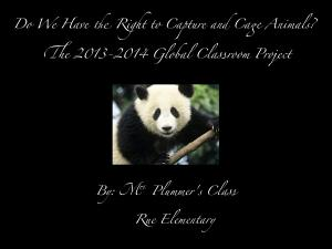 $e Global Classroom Project