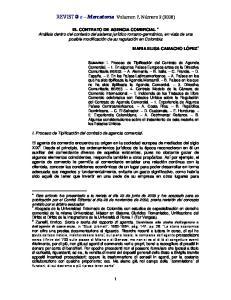 e Mercatoria Volumen 7, Número 2 (2008)