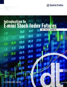 E-mini Stock Index Futures