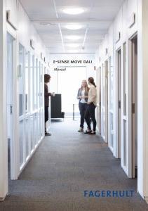 e-sense move dali Manual