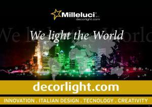 e We light the World decorlight.com