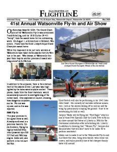 EAA CHAPTER EAA Chapter 119, 60 Airport Way, Watsonville Airport, Watsonville CA 95076