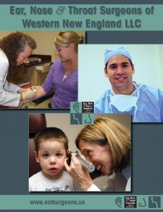 Ear, Nose & Throat Surgeons of Western New England LLC