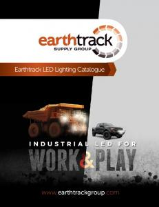 Earthtrack LED Lighting Catalogue