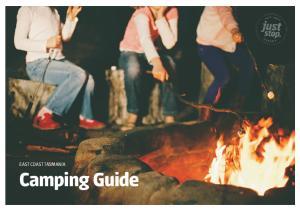 EAST COAST TASMANIA. Camping Guide