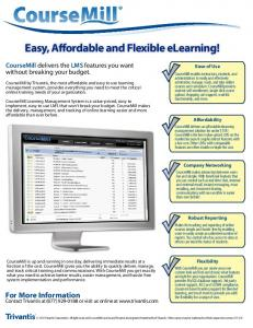 Easy, Affordable and Flexible elearning!