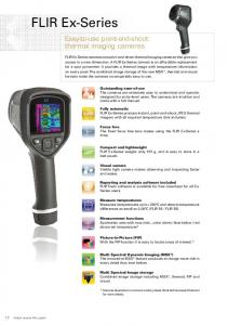 Easy-to-use point-and-shoot thermal imaging cameras