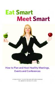 Eat Smart Meet Smart