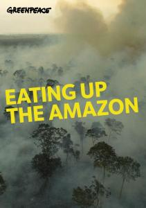 EATING UP THE AMAZON