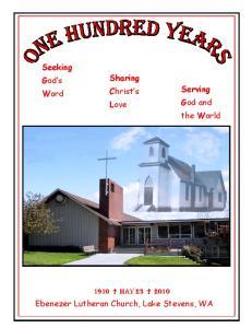 Ebenezer Lutheran Church, Lake Stevens, WA