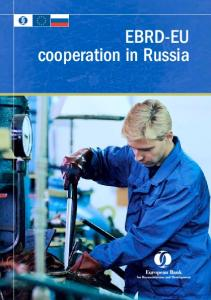 EBRD-EU cooperation in Russia