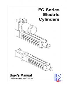 EC Series Electric Cylinders