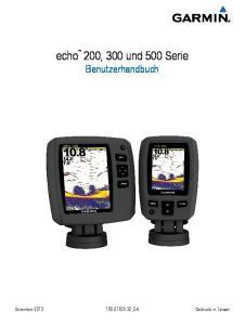 echo 200, 300 und 500 Serie Benutzerhandbuch