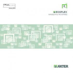 ECOFLEX Single-Ply Roofing