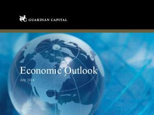 Economic Outlook. July 2016