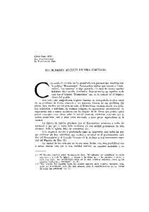 ECUMENISMO: ACTITUD DE VIDA CRISTIANA