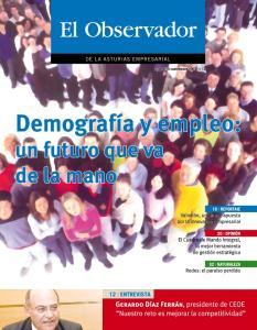Editorial. El reemplazo generacional CONTENIDOS