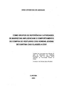 EDNA APARECIDA DE ANDRADE