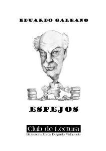 Eduardo Galeano. Espejos