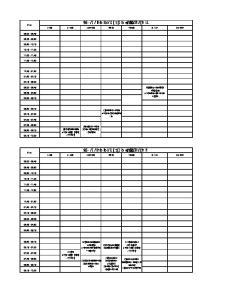 EDUCACION INICIAL PLAN CICLO III EDUCACION INICIAL PLAN CICLO IV