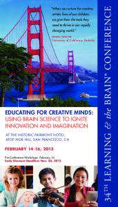 EDUCATING FOR CREATIVE MINDS: