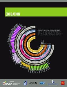 EDUCATION 2016 LAS VEGAS GLOBAL ECONOMIC ALLIANCE INDUSTRIAL OFFICE RETAIL