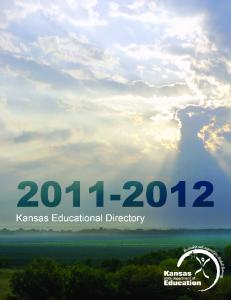 Education Priorities of the Kansas State Board of Education