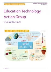 Education Technology Action Group