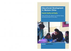 Educational Development in Western China