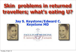 Edward C. Keystone MD