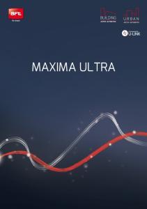 EEEEE MAXIMA ULTRA MAXIMA ULTRA. Gama