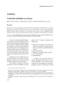 efecto de drogas; CORTICOSTEROIDES; RECEPTORES GLUCOCORTICOIDES