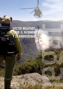 EFECTOS NEGATIVOS SOBRE EL PATRIMONIO NATURAL Y LA BIODIVERSIDAD