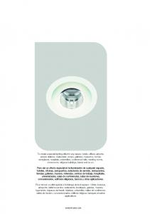EFFECT ROUND RECESSED DOWNLIGHTS DOWNLIGHTS EMPOTRABLES CIRCULARES