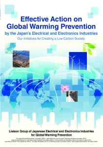 Effective Action on Global Warming Prevention