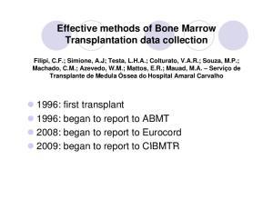 Effective methods of Bone Marrow