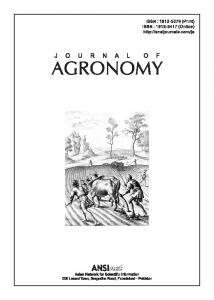 Effects of GA and IAA and their Frequency of Application on Morphology, Yield