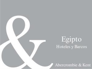 Egipto Hoteles y Barcos