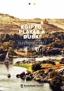 EGIPTO, PLAYAS & DUBAI