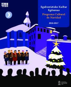 Eguberrietako Kultur Egitaraua Programa Cultural de Navidad