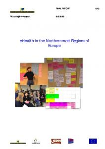 ehealth in the Northernmost Regions of Europe