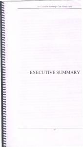 EIA Executive Summary - Civic Centre -Delhi EXECUTIVE SUMMARY E-I